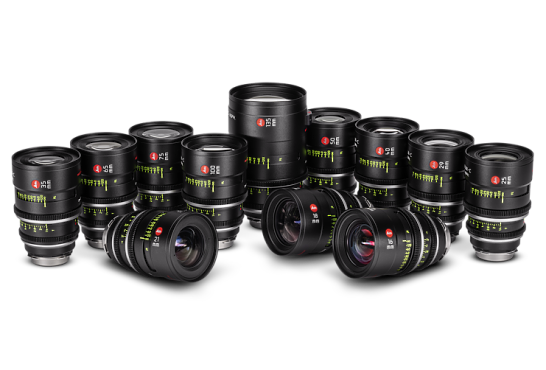 Leitz Summilux-C Primes set