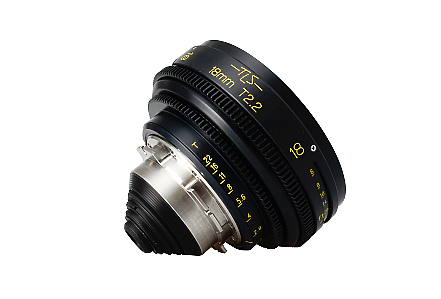 Cooke Speed Panchro Series II's