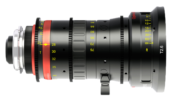 28 - 76mm Angenieux Optimo T2.6 - cf 2'