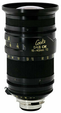 15 - 40mm Cooke CXX T2 - cf 18