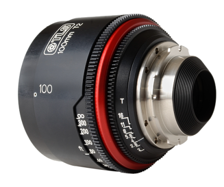 Canon FD 100mm T2 (TLS Rehoused)