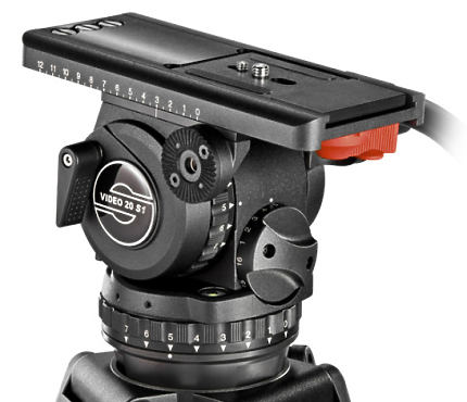 Sachtler Video 18P Head