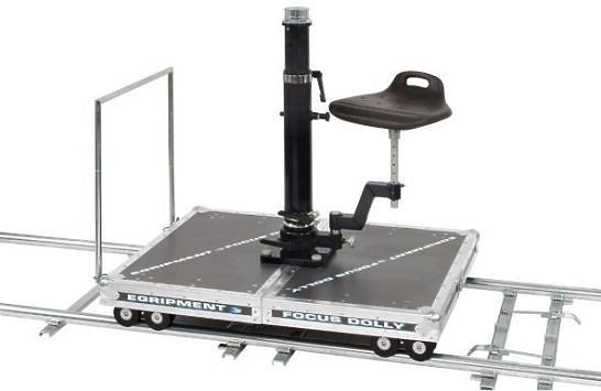 Egripment Focus Dolly light with SSE track