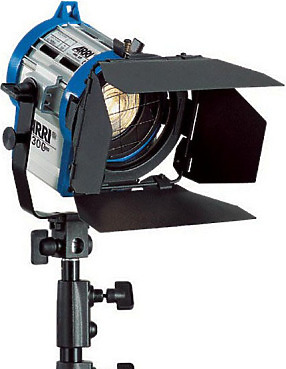 Arri 300-watt Light - Fresnel