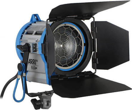 Arri 650-watt Light - Fresnel