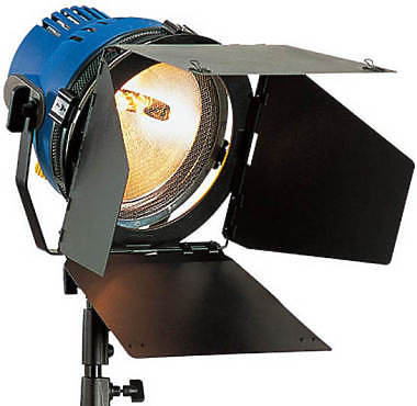 Arri 800-watt Light - Open Faced