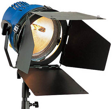 Arri 2000-watt Light - Fresnel or Open Faced