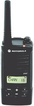 Motorola XTNiD Digital Walkie Talkie