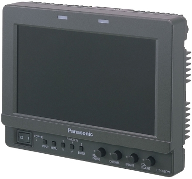 Panasonic BT-LH80WE 7.9 inch HD monitor