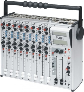 Audio Developments  AD255 12 Channel Mixer