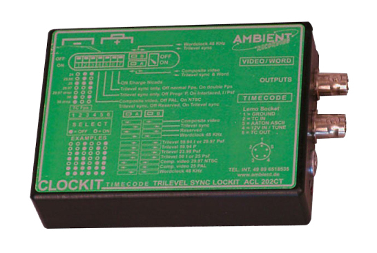 Ambient Lock-it Box ACL-202CT