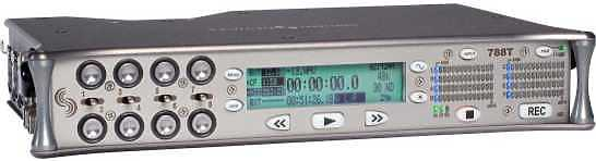 Sound Devices 788T Timecode Recorder