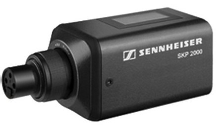 SKP-2000 plug-on Transmitter for Sennheiser EW Series