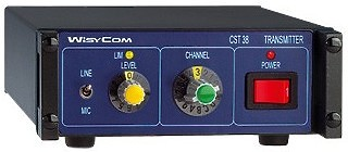 Wisycom Wireless Comms System
