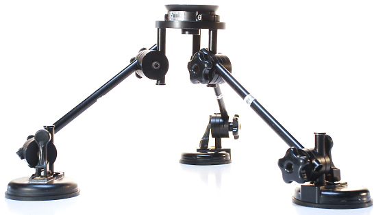 Microdolly Hollywood Suction Mount Kit