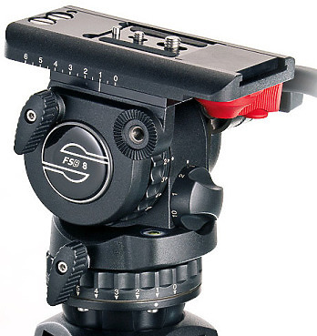 Sachtler FSB8t 75mm Head Tripod