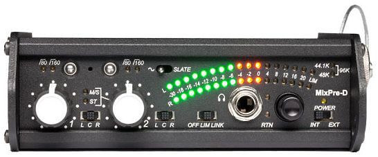 Sound Devices 2 Channel Mixer