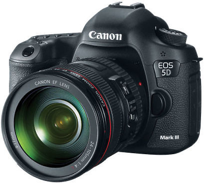 Canon 5D Mark 3 SLR