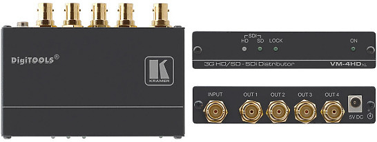 Kramer HD SDI Distributor VM-4HD