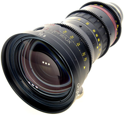 Angenieux Optimo 45-120 T2.8 Lens