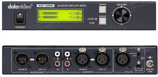 Datavideo AD100 Audio Delay Box