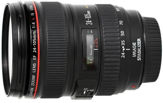 Canon EF 24-105mm F/4L IS USM EF Lens