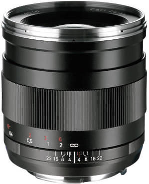Zeiss Distagon 25mm T2 Prime Lens EF Mount
