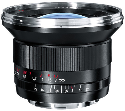 Zeiss Distagon 18mm T3.5 Prime Lens EF Mount
