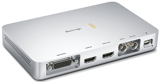 Blackmagic Ultrastudio Express Thunderbolt Capture Device