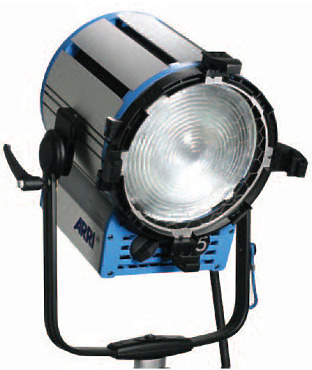 Arri T5 5k Fresnel 5000 watt Light