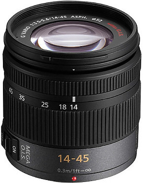 Lumix G 14-45 HD Lens