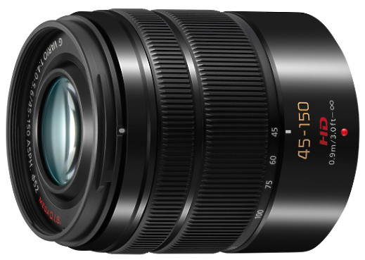 Lumix G 45-150 HD Lens
