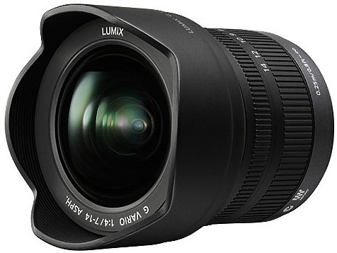 Lumix G 7-14mm F4.0 Lens