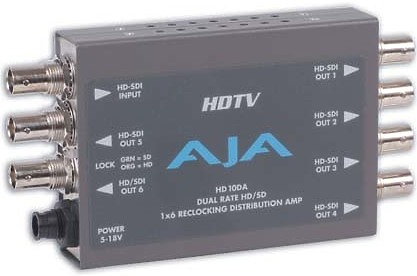 AJA Video Reclocking DA HD10DA
