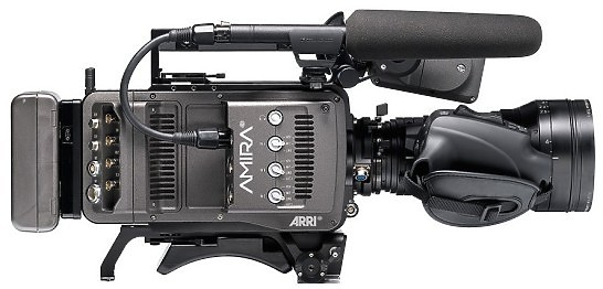 Arri Amira side right