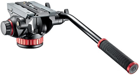 Manfrotto MVH 502 AH Tripod Head