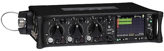 Sound Devices 633 Mixer Recorder