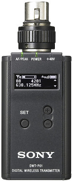 Sony DWT-P01 Plug in transmitter
