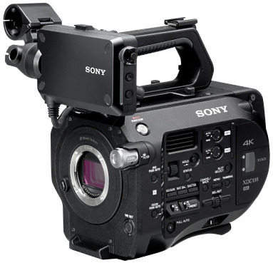 Sony PXW-FS7 Camcorder