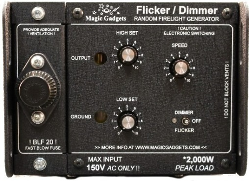Magic Gadgets 2K Flicker/Dimmer