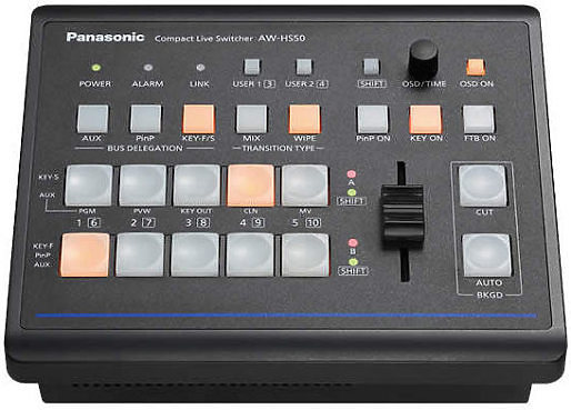 Panasonic AW-HS50 HD Switcher
