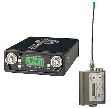 Lectrosonics UCR411 Wireless Diversity Receiver
