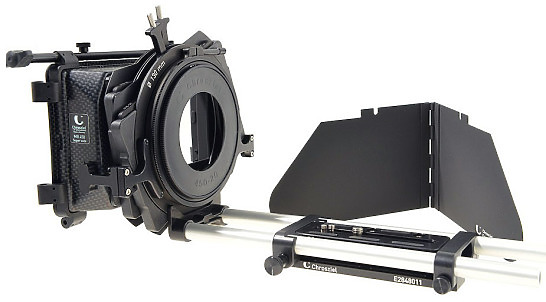 Chrosziel Clip On 450W-20 Super Wide Matte Box