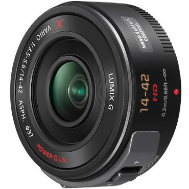 Lumix G 14-42 HD Lens