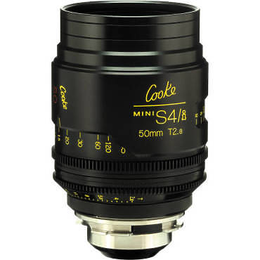 Set of Cooke S4i T2 Prime Lenses