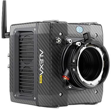 Arri Alexa Mini left