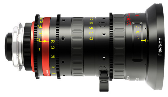 Angenieux Optimo Style 30-76mm T2.8 Lens