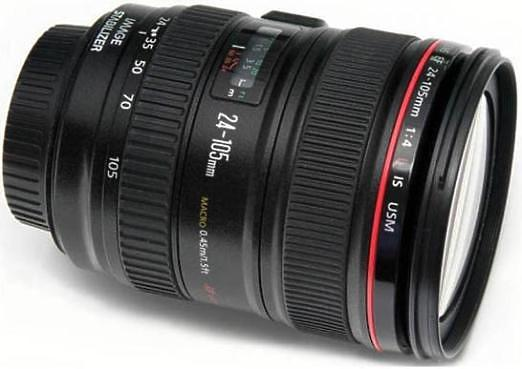 Canon EF 24-70mm Zoom Lens