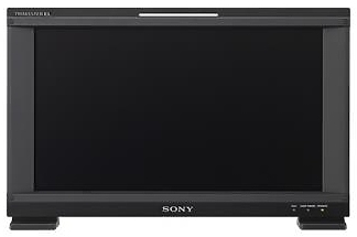 Sony BVM-E170A 17 inch OLED Reference Monitor