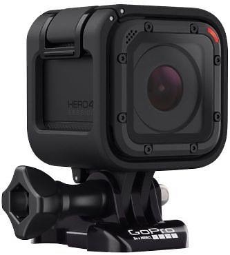 GoPro Hero 4 Session & Smart Remote